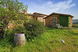 Tuscany Countryside cottage