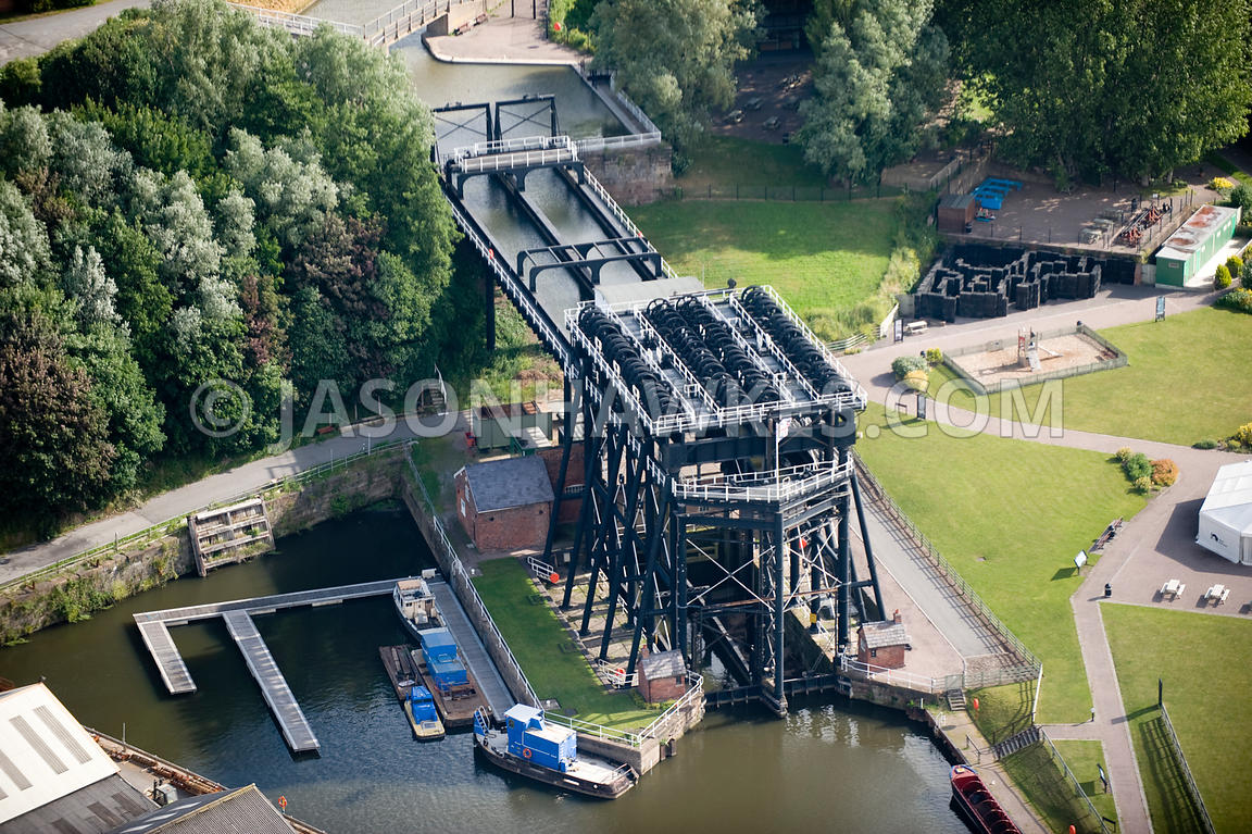 Anderton Boat Lift, Anderton, Cheshire