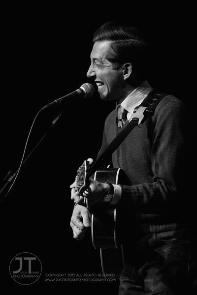 Hoopla - Pokey LaFarge, CSPS, November 23, 2014