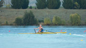 Taken during the Maadi Cup Regatta 2018, Lake Ruataniwha, Twizel, New Zealand; ©  Rob Bristow; Frame 129 - Taken on: Monday -...