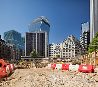 Regeneration of the City of London