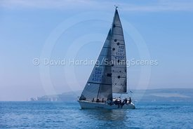 MS Amlin Enigma, GBR4365T, MG 346, Poole Regatta 2018, 20180527002