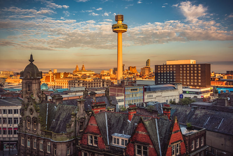 Liverpool Sunrise