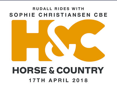 H&C TV RUDALL RIDES WITH SOPHIE CHRISTIANSEN photos