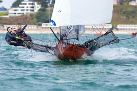 18ft Skiff European Grand Prix, Sandbanks, 20160904238