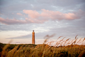 Lighthouse and sunset 4