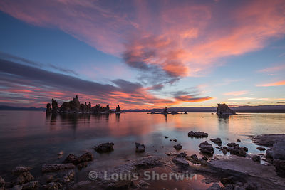 Mono Lake photos