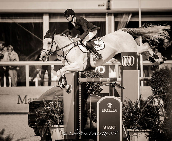 Brussels  CSI5* September 2015