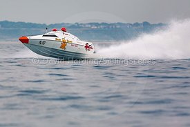 The Beaver Returns, N-10, Fortitudo Poole Bay 100 Offshore Powerboat Race, June 2018, 20180610242