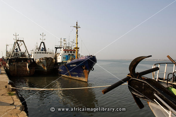 Harbour, Maputo, Mozambique