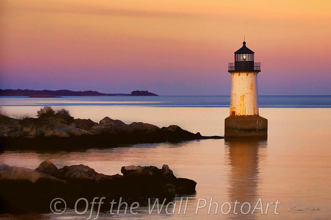 Winter Island Light, Salem, MA