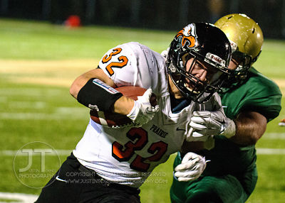 PC - IAHSFB IC West vs CR Prairie, October 28, 2015
