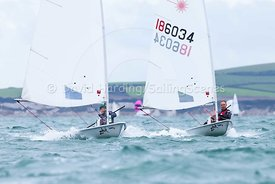 Laser 14 and Laser 186034, Zhik Poole Week 2015, 20150827159