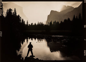 Vaughan in Yosemite: California 1998