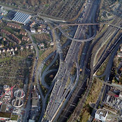 Railway and Road Junction, Basel