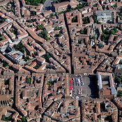 Old town, Toulouse