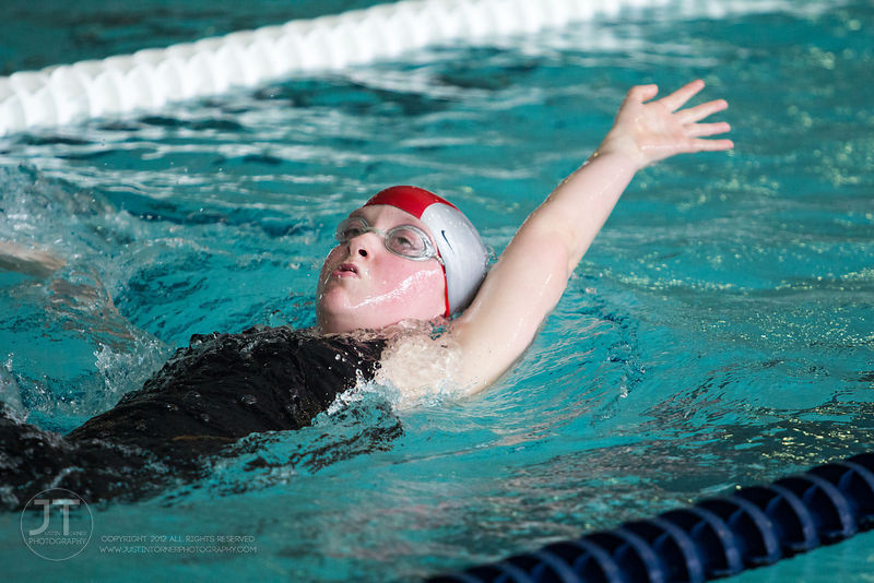 IGHSAU Regional Swimming, October 27, 2012