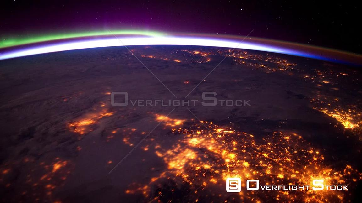 TimeLapse from  ISS Europe Aurora Exp30 02_Apr_2012