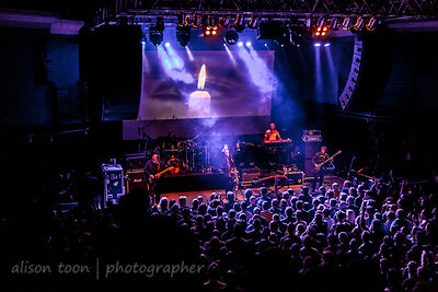 Marillion tour 2016, Washington DC