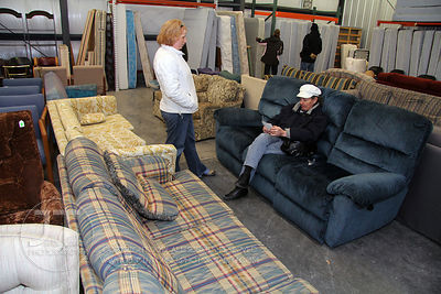 Iowa Valley Habitat for Humanity Furniture Project