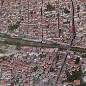 San Marcellino aerial photos