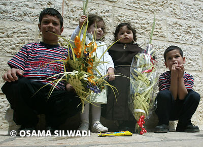 Palestinian Traditions & Rituals - Palm Sunday
