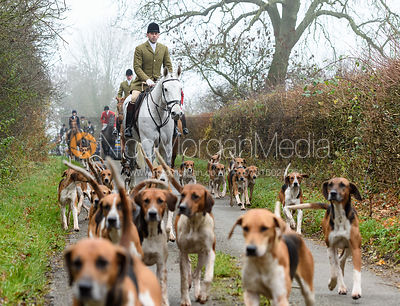 The Wynnstay visit The Cottesmore, Owston 27/11 photos