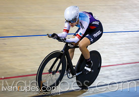 Elite Women Individual Pursuit, Ontario Track Championships, Day 2, April 11, 2015