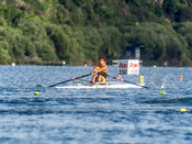 Taken during the NZSSRC - Maadi Cup 2017, Lake Karapiro, Cambridge, New Zealand; ©  Rob Bristow; Frame 2229 - Taken on: Saturday - 01/04/2017-  at 10:31.15
