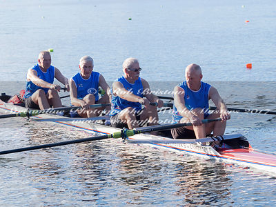Taken during the World Masters Games - Rowing, Lake Karapiro, Cambridge, New Zealand; ©  Rob Bristow; Frame 532 - Taken on: T...