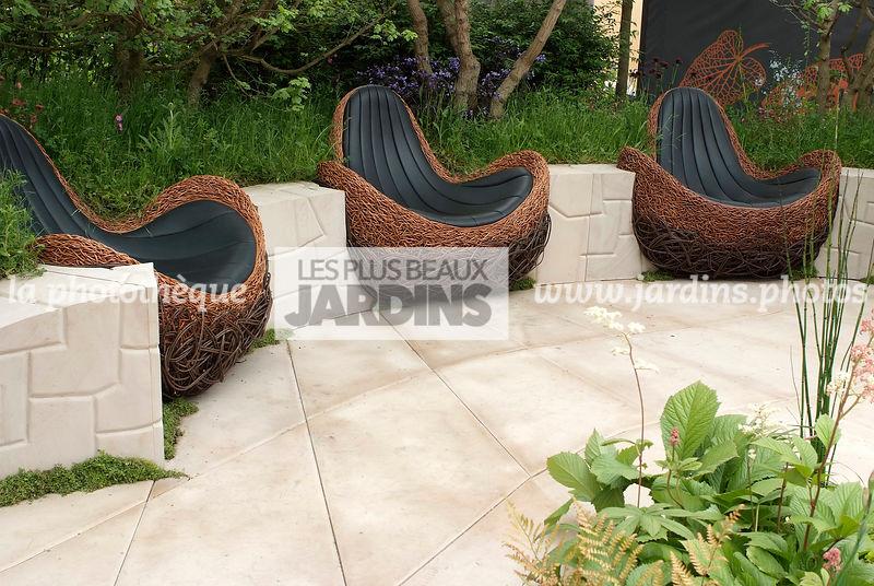 la photothèque | LES PLUS BEAUX JARDINS | Mobilier de jardin ...