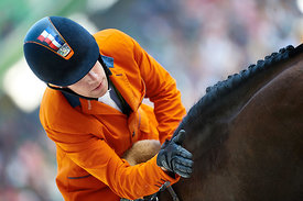 VLEUTEN, Maikel van der, (NED), VDL Groep Verdi TN N.O.P. during First round Team competition at Alltech World Equestrian Gam...