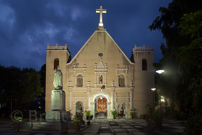 Church in Bandra, Mumbai, India