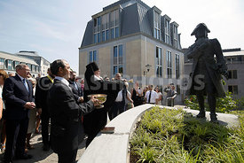 BELGIUM : LIEGE INNAUGURATION DE LA STATUE PIERRE LE GRAND | INNAUGURATION OF THE STATUE PIERRE LE GRAND