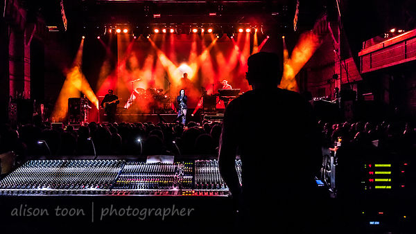 Marillion Cambridge 2018