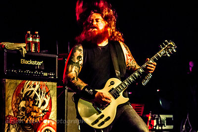 Nate Garnette, Skeletonwitch, Ace of Spades, Sacramento