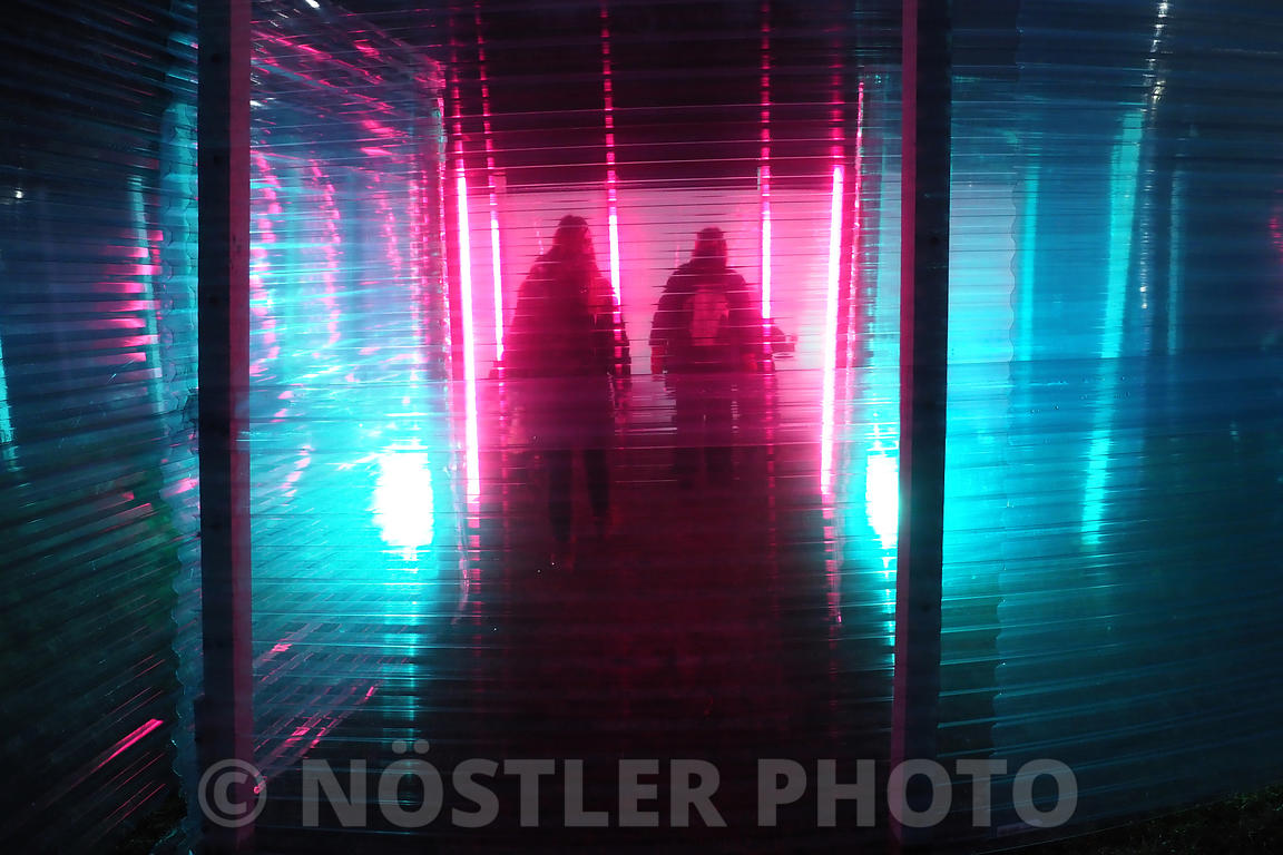 Labyrinth of Light – Benjamin Noir & Mads Vegas
