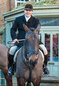 Stephen Hill - The Cottesmore Hunt in Uppingham on New Year's Day 2013