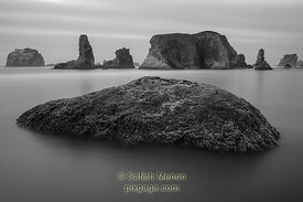 Sea Stacks, Bandon, Oregon, USA