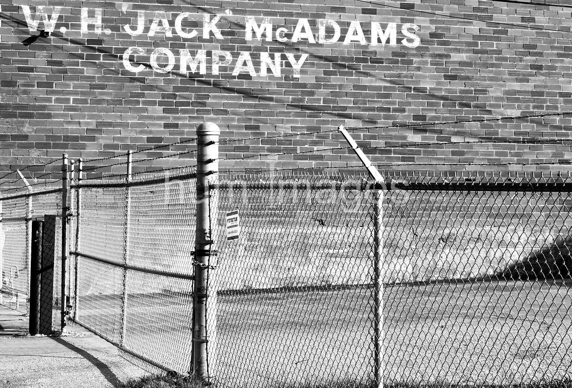 W.H. Jack McAdams Company Building in Dallas Design District