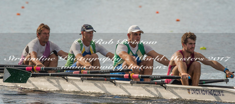 Taken during the World Masters Games - Rowing, Lake Karapiro, Cambridge, New Zealand; Tuesday April 25, 2017:   5712 -- 20170...