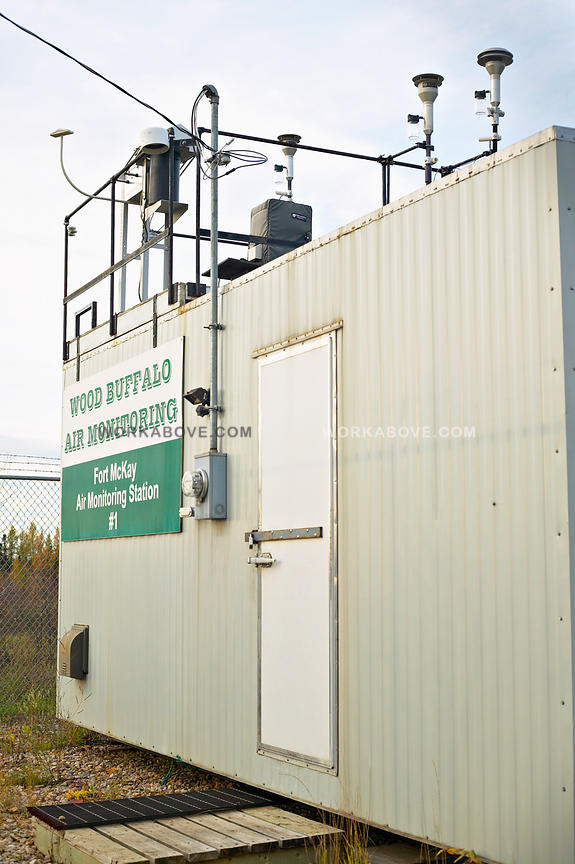Wood Buffalo Air Monitoring Station