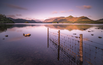 Cat Bells sunrise - Lake District Photography