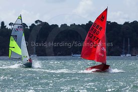 Handicap fleet, Zhik Poole Week 2015, 20150828096