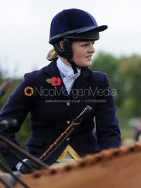 Kelly Morgan - The Belvoir Hunt at Long Clawson, 2-11-13