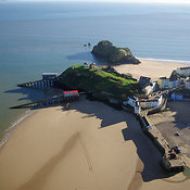 Tenby Town And South Beach, Tenby