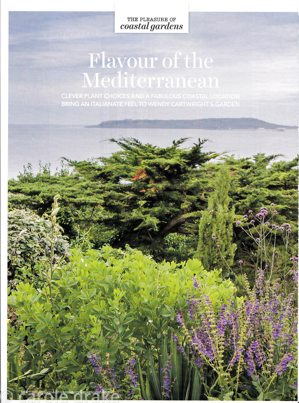 Marren, Country Homes and Interiors, July 2015