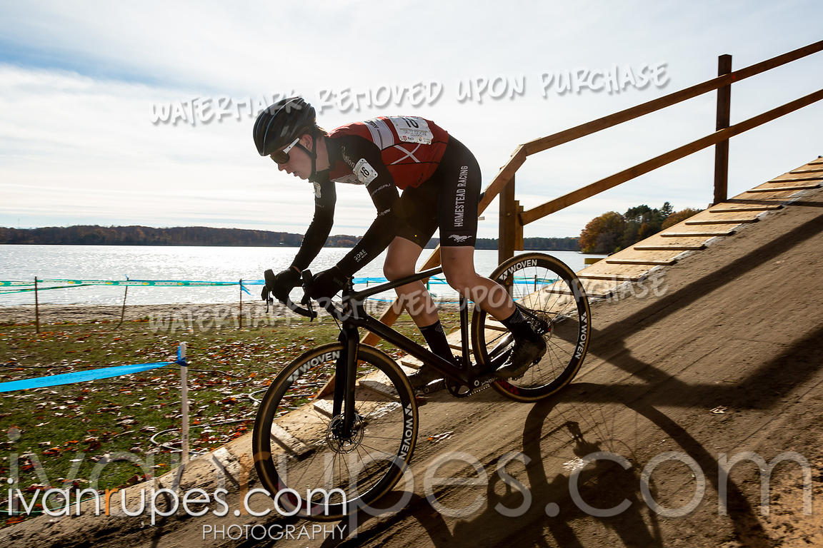 Pan Am U23 Men.  Pan American Cyclocross Championships, November 5, 2018