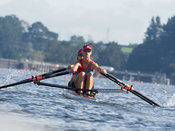 Taken during the NZSSRC - Maadi Cup 2017, Lake Karapiro, Cambridge, New Zealand; ©  Rob Bristow; Frame 2360 - Taken on: Saturday - 01/04/2017-  at 10:54.02