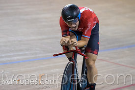 Men Individual Pursuit 3-4 Final. Canadian Track Championships, September 30, 2017